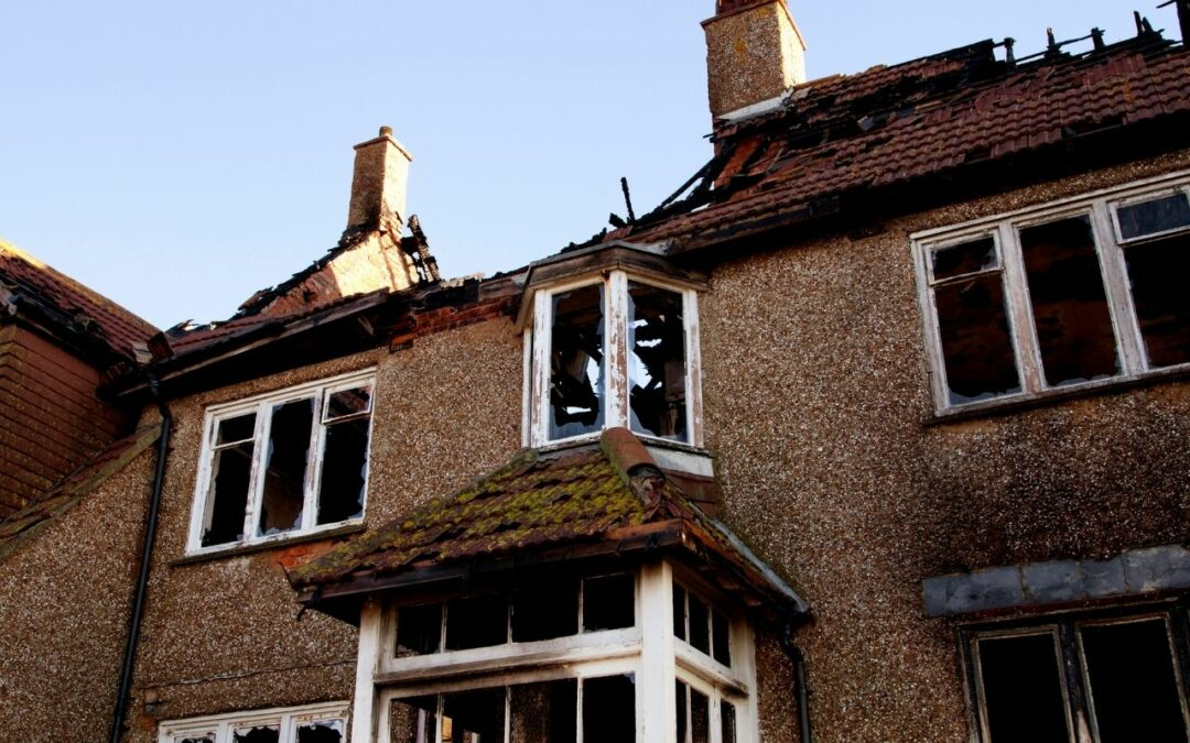 How To Improve The Value Of Your Fire-Damaged Home In Anderson, SC